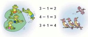 Страница 31 учебник Математика 1 класс 1 часть Моро задание 2