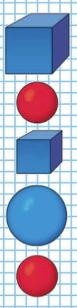 Страница 33 учебник Математика 1 класс 1 часть Моро задание на полях
