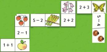 Страница 37 учебник Математика 1 класс 1 часть Моро задание 2 ответ
