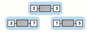 Страница 39 учебник Математика 1 класс 1 часть Моро задание 5