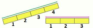 Страница 44 учебник Математика 1 класс 1 часть Моро задание 3 ответ
