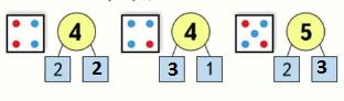 Страница 45 учебник Математика 1 класс 1 часть Моро задание 2 ответ