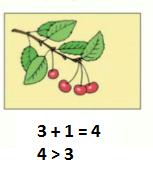 Страница 46 учебник Математика 1 класс 1 часть Моро задание 3 ответ 1