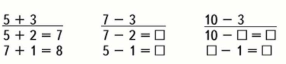 Страница 104 учебник Математика 1 класс 1 часть Моро задание 1