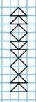 Страница 106 учебник Математика 1 класс 1 часть Моро задание на полях