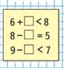Страница 109 учебник Математика 1 класс 1 часть Моро задание на полях