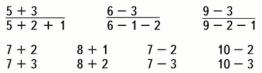 Страница 109 учебник Математика 1 класс 1 часть Моро задание 7