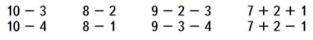 Страница 11 учебник Математика 1 класс 2 часть Моро задание 8