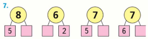 Страница 113 учебник Математика 1 класс 1 часть Моро задание 7