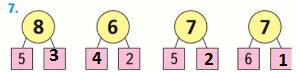 Страница 113 учебник Математика 1 класс 1 часть Моро задание 7 ответ