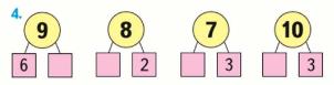 Страница 114 учебник Математика 1 класс 1 часть Моро задание 4