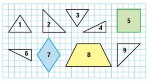 Страница 115 учебник Математика 1 класс 1 часть Моро задание 9