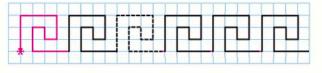 Страница 119 учебник Математика 1 класс 1 часть Моро задание 7 ответ