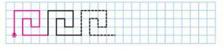 Страница 119 учебник Математика 1 класс 1 часть Моро задание 7