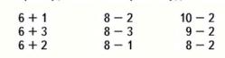 Страница 119 учебник Математика 1 класс 1 часть Моро задание 6