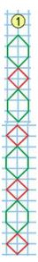 Страница 12 учебник Математика 1 класс 2 часть Моро задание на полях ответ