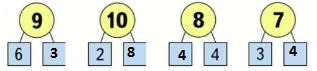 Страница 12 учебник Математика 1 класс 2 часть Моро задание 1 ответ