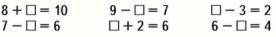 Страница 123 учебник Математика 1 класс 1 часть Моро задание 21