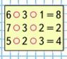 Страница 123 учебник Математика 1 класс 1 часть Моро задание на полях