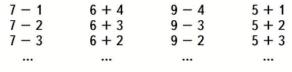 Страница 13 учебник Математика 1 класс 2 часть Моро задание 3