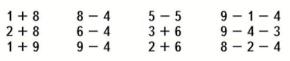 Страница 18 учебник Математика 1 класс 2 часть Моро задание 2