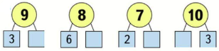 Страница 19 учебник Математика 1 класс 2 часть Моро задание 4