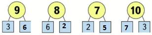 Страница 19 учебник Математика 1 класс 2 часть Моро задание 4 ответ