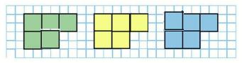 Страница 21 учебник Математика 1 класс 2 часть Моро задание 5 ответ