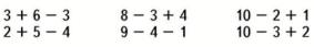 Страница 25 учебник Математика 1 класс 2 часть Моро задание 18