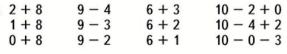 Страница 28 учебник Математика 1 класс 2 часть Моро задание 5