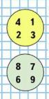Страница 28 учебник Математика 1 класс 2 часть Моро задание 7