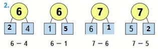 Страница 31 учебник Математика 1 класс 2 часть Моро задание 2 ответ