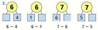 Страница 31 учебник Математика 1 класс 2 часть Моро задание 2