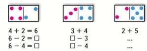 Страница 31 учебник Математика 1 класс 2 часть Моро задание 1
