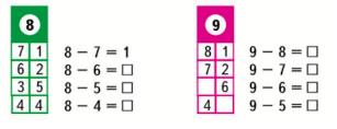 Страница 32 учебник Математика 1 класс 2 часть Моро задание