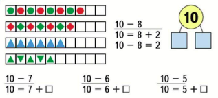 Страница 34 учебник Математика 1 класс 2 часть Моро задание