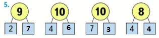 Страница 35 учебник Математика 1 класс 2 часть Моро задание 5 ответ