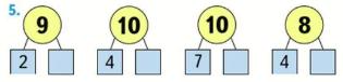 Страница 35 учебник Математика 1 класс 2 часть Моро задание 5