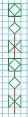 Страница 35 учебник Математика 1 класс 2 часть Моро задание на полях