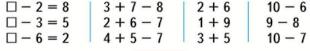 Страница 35 учебник Математика 1 класс 2 часть Моро задание внизу страницы