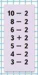 Страница 41 учебник Математика 1 класс 2 часть Моро задание на полях