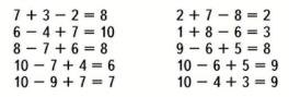 Страница 41 учебник Математика 1 класс 2 часть Моро задание 12