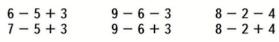 Страница 47 учебник Математика 1 класс 2 часть Моро задание 7