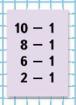 Страница 47 учебник Математика 1 класс 2 часть Моро задание на полях