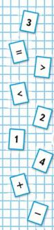 Страница 48 учебник Математика 1 класс 1 часть Моро задание на полях