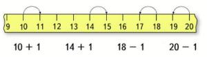 Страница 50 учебник Математика 1 класс 2 часть Моро задание 3