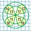 Страница 50 учебник Математика 1 класс 2 часть Моро задание на полях