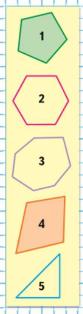 Страница 50 учебник Математика 1 класс 1 часть Моро задание на полях