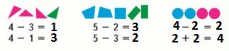 Страница 51 учебник Математика 1 класс 1 часть Моро задание 3 ответ