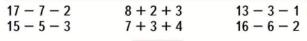 Страница 53 учебник Математика 1 класс 2 часть Моро задание внизу страницы